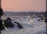 Strömmar av pärlor